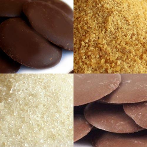 Sucres-chocolats